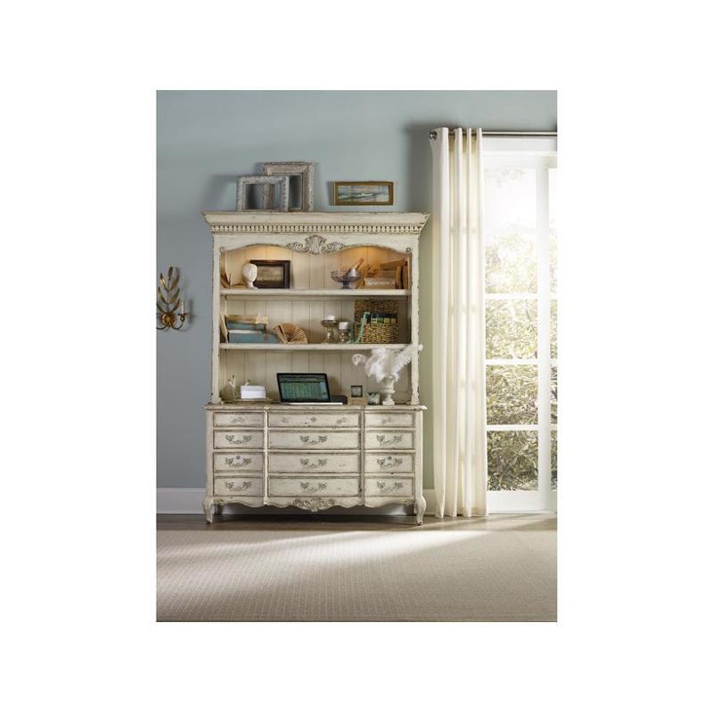 5437 10469 Hooker Furniture La Maison Credenza Hutch