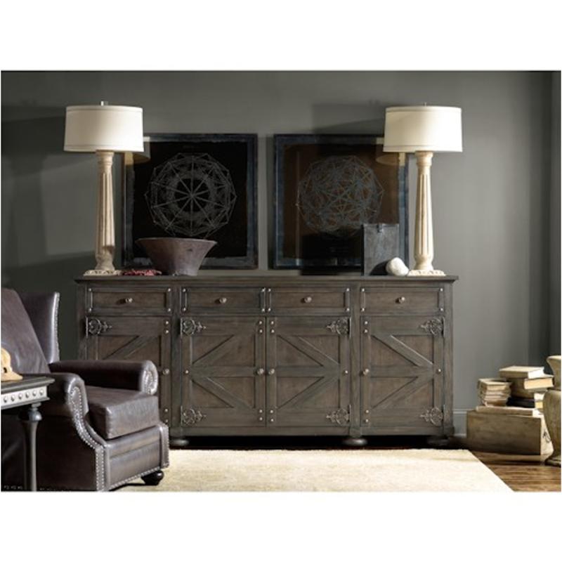 Merveilleux 5700 85001 Hooker Furniture Vintage West Dining Room Credenza