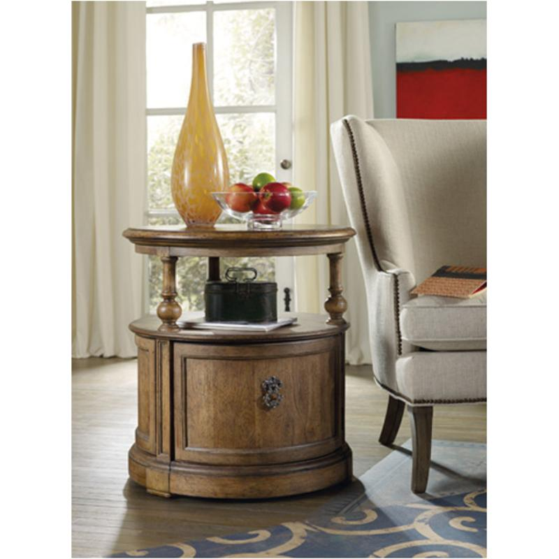 5401 80115 Hooker Furniture Sanctuary Brighton Living Room End Table