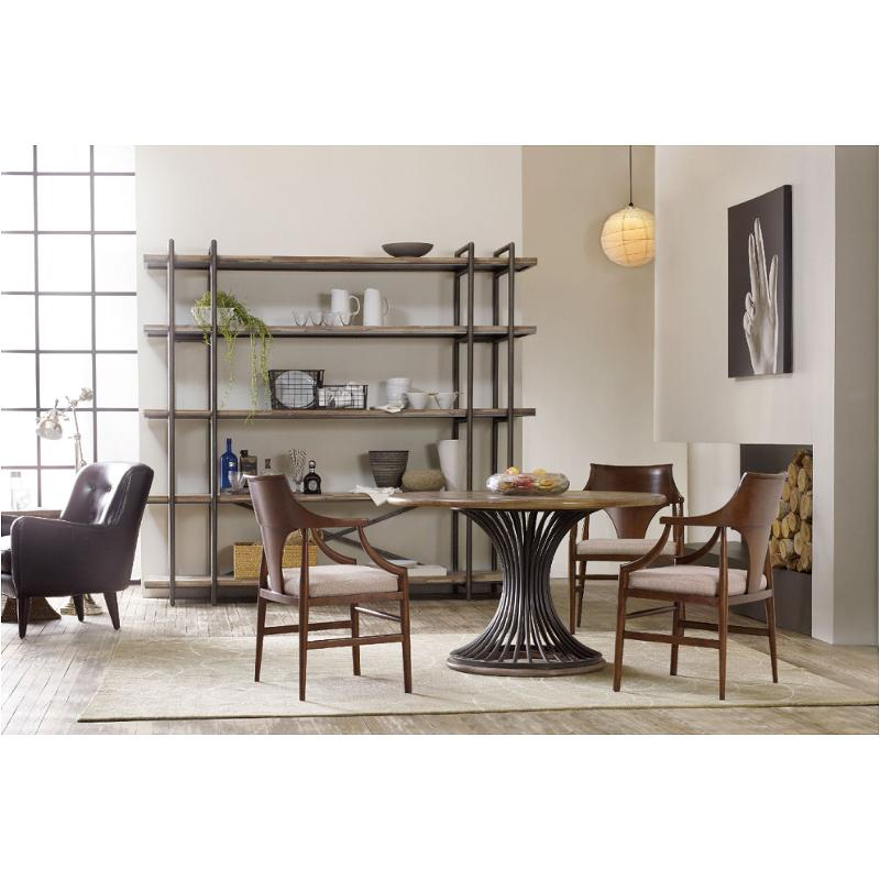 5382 75003 Hooker Furniture Studio 7h Dining Room Dining Table