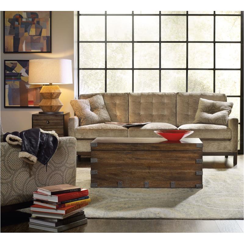 5388 50001 hooker furniture studio 7h living room storage trunk
