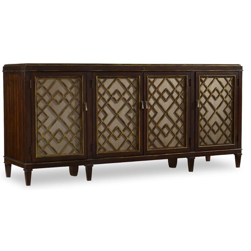 5390-85001 Hooker Furniture Studio 7h Four Door Credenza