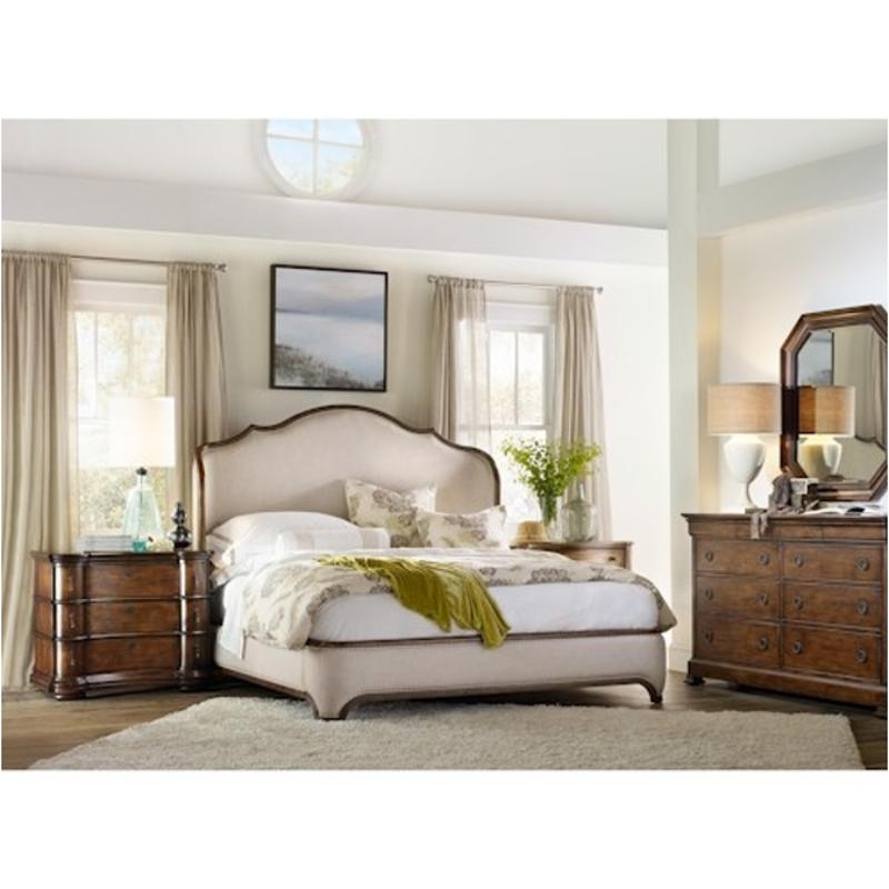 5447 90867 Hooker Furniture Archivist Bed