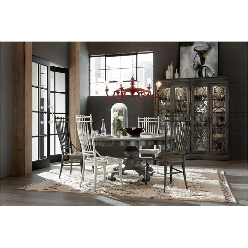 974c1ea47802c3 1610-75211-gry Hooker Furniture Arabella Dining Room Dining Table