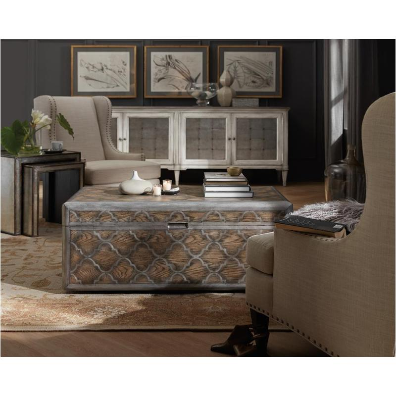 Merveilleux 1610 50003 Multi Hooker Furniture Arabella Living Room Cocktail Table