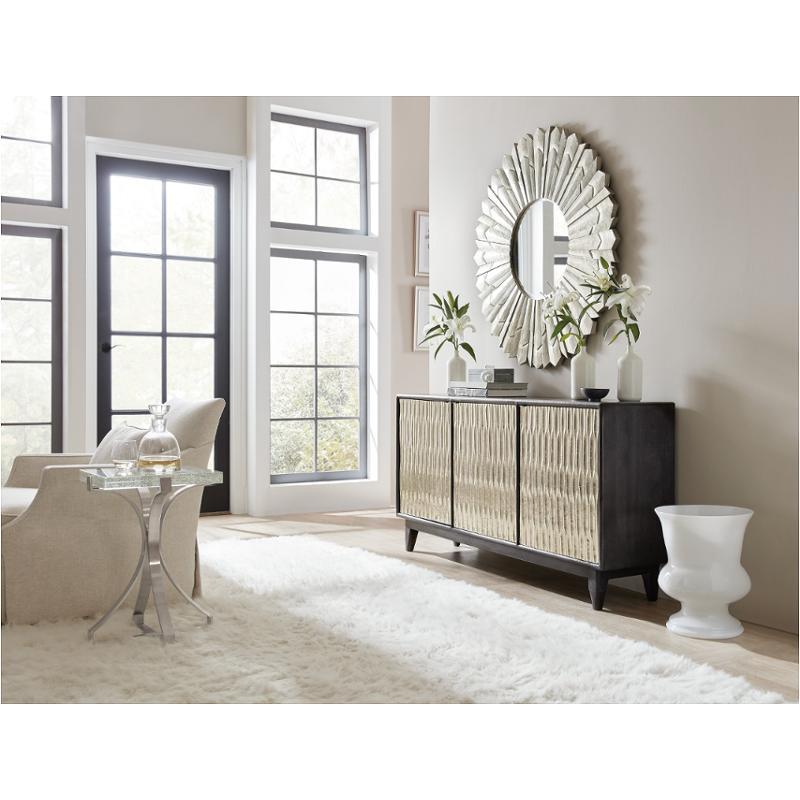 5716-85001-slv Hooker Furniture True Vintage Three Door Credenza