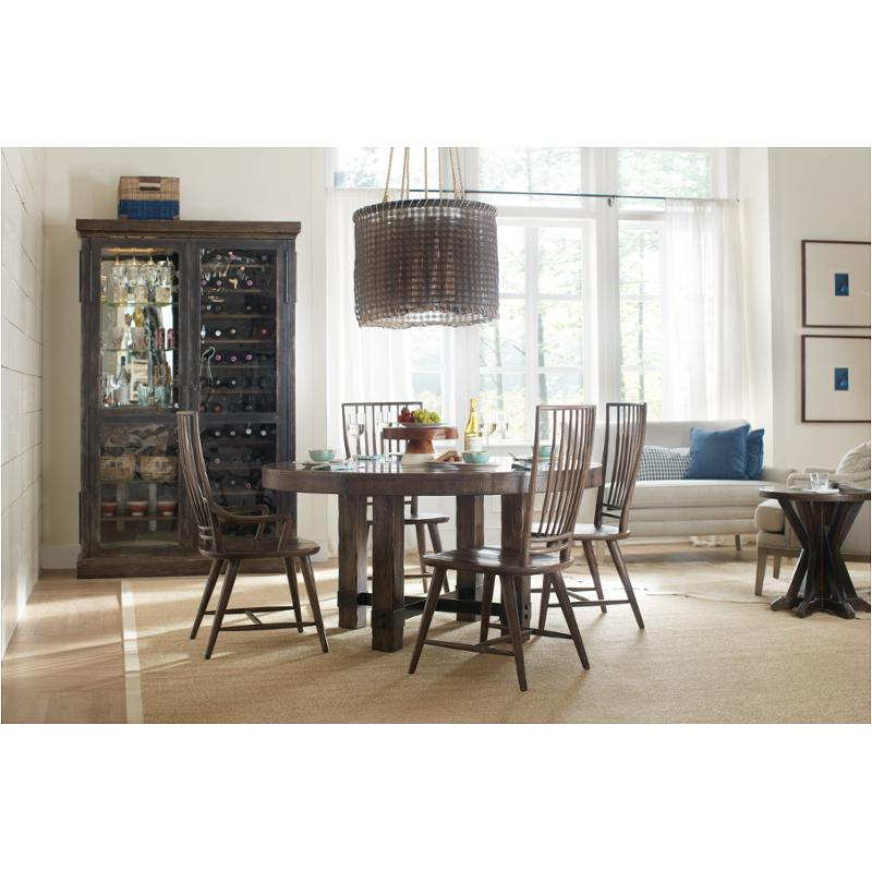 1618 75201 Dkw Hooker Furniture 60 Inch Round Dining Table