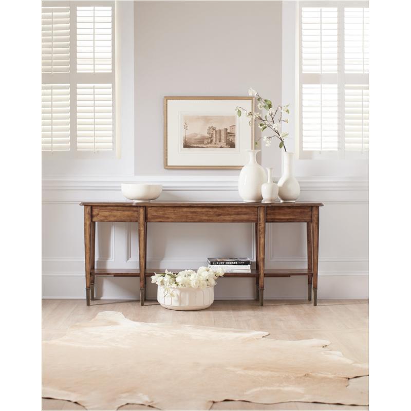 5660-85001-mwd Hooker Furniture Refuge Console Table