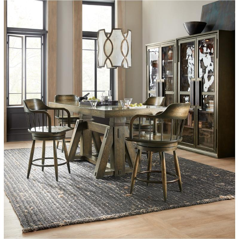 1654 75206 Dkw1 Hooker Furniture American Life Crafted Dining Room Accent Table