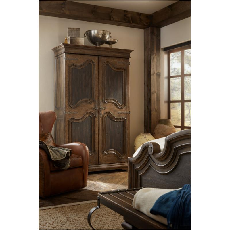 5960 90013 Multi Furniture Hill Country Bedroom Armoire