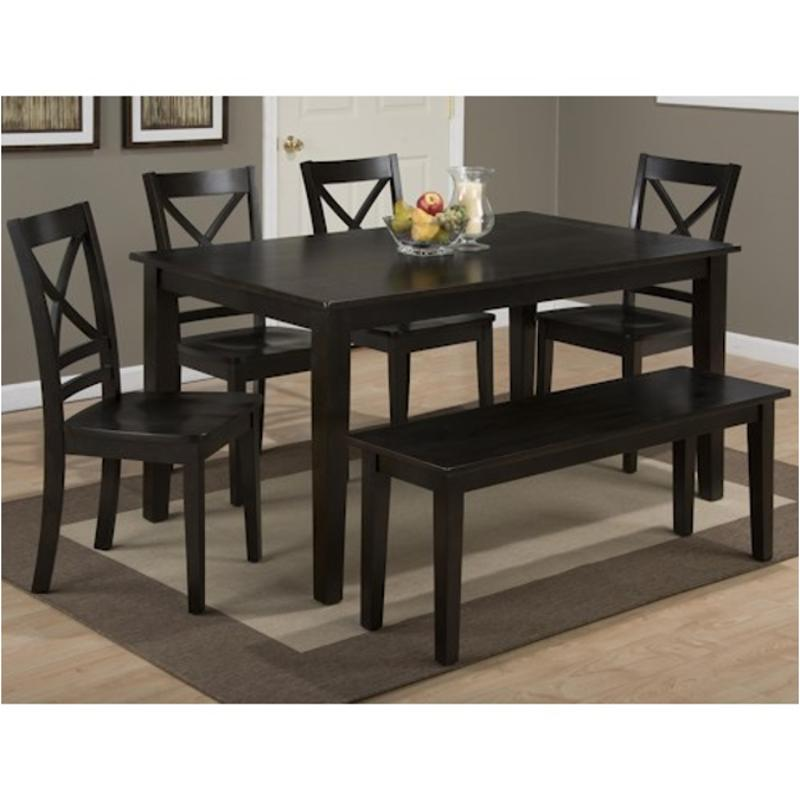 Pleasing 552 60 Jofran Furniture 552 Series Espresso Finish Rectangle Fix Top Dining Table Alphanode Cool Chair Designs And Ideas Alphanodeonline