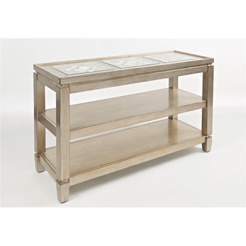 Alle nye 1551-4 Jofran Furniture Casa Bella - Silver Mirrored Sofa Table EF-42