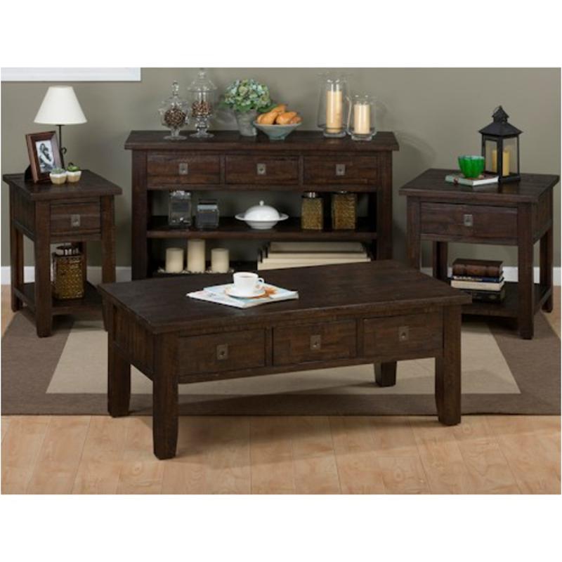 704 1 Jofran Furniture Kona Grove Cocktail Table