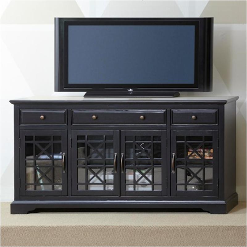 275 60 Jofran Furniture Craftsman Antique Black Accent Entertainment Center