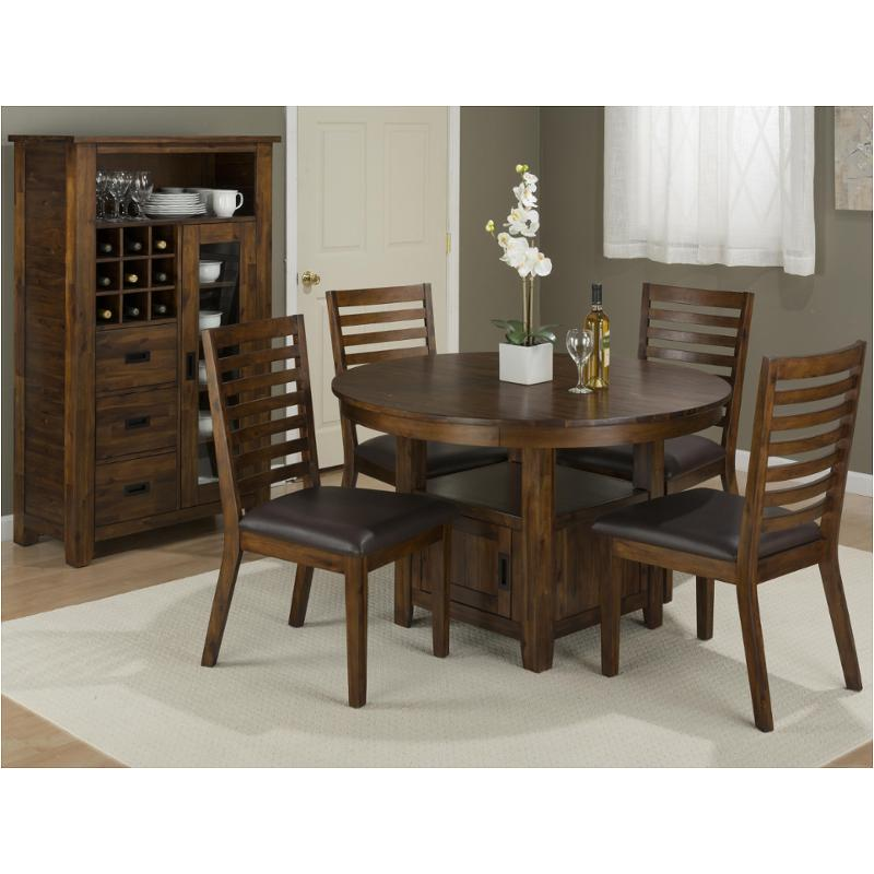 1501-48t Jofran Furniture Coolidge Corner 48 Inch Round High/low Table