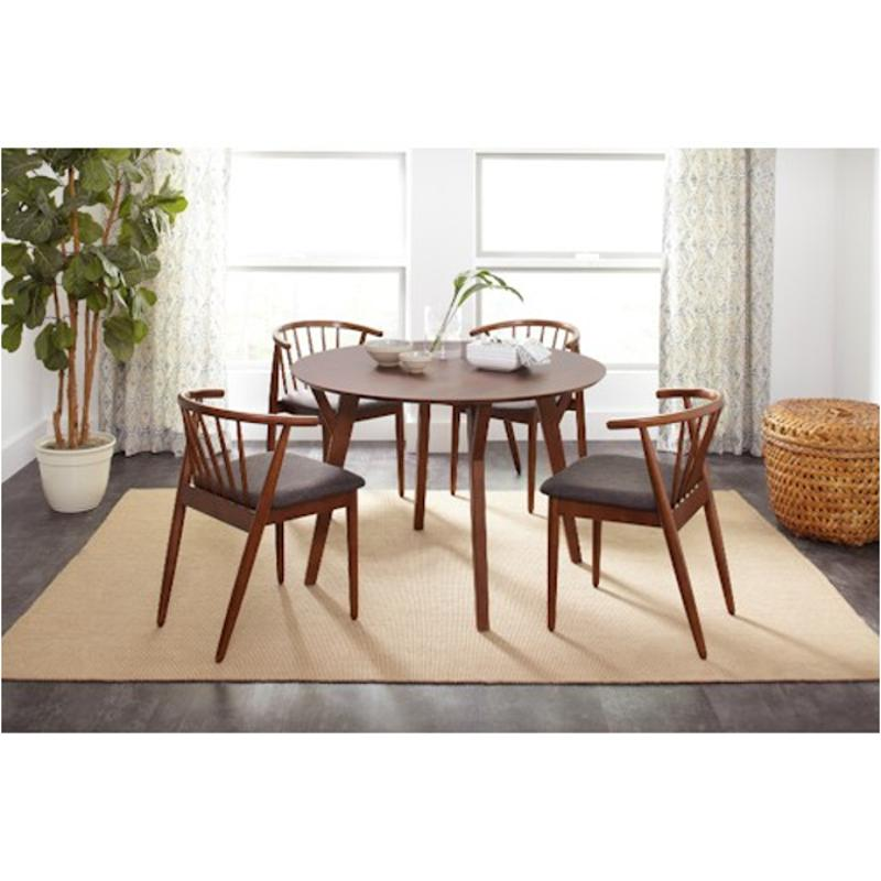 1769 44 Jofran Furniture Copenhagen Round Dining Table