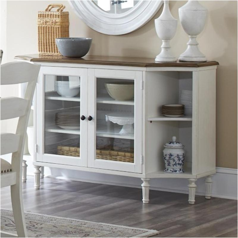 Groovy 1776 54 Jofran Furniture Castle Hill Antique White Display Server 2 Int Shelves Behind 2 Glass Doors 2 Ext Download Free Architecture Designs Embacsunscenecom