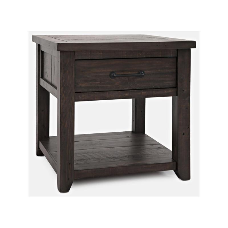 Pleasant 1700 13 Jofran Furniture Madison County Barnwood End Table Interior Design Ideas Gentotryabchikinfo