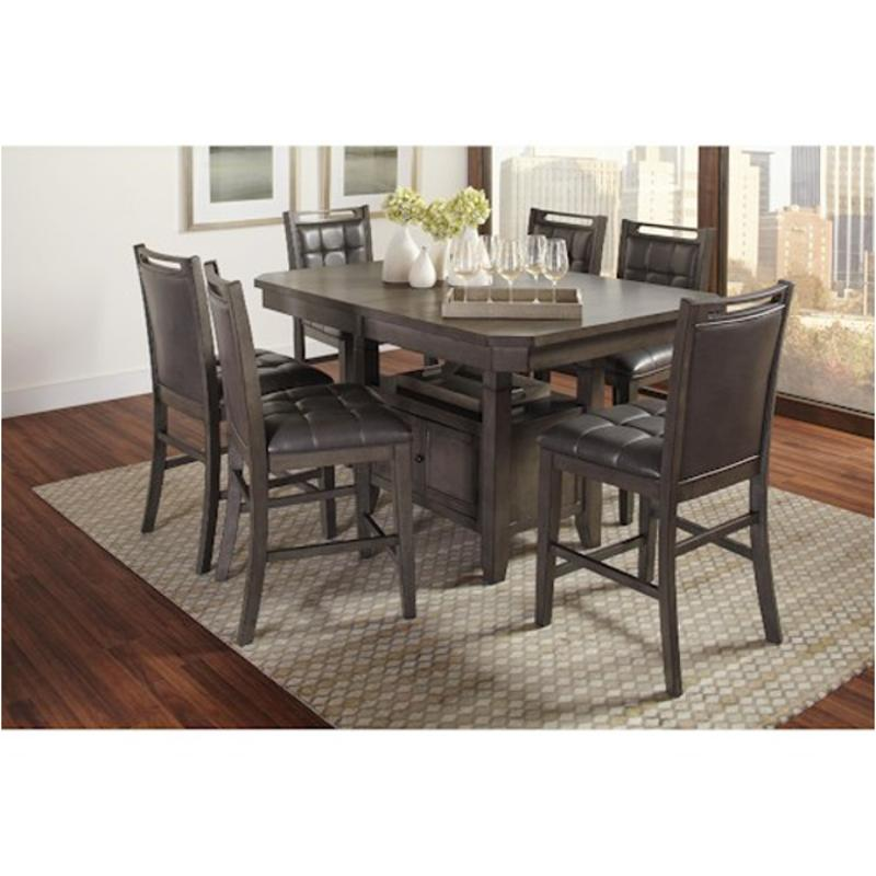 1872 78t Jofran Furniture High Low Dining Rectangular Table