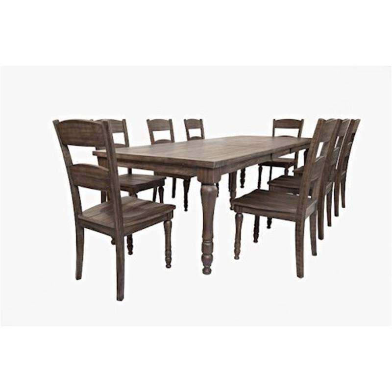 1700 106 Jofran Furniture Madison County Barnwood Dining Room Table