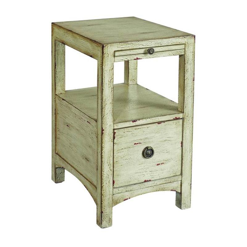 56435 Coast To Furniture One Drawer Accent Table