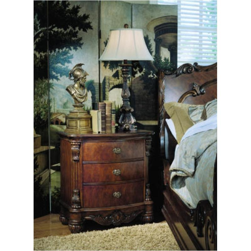 242140 Pulaski Furniture Edwardian Bedroom Nightstand