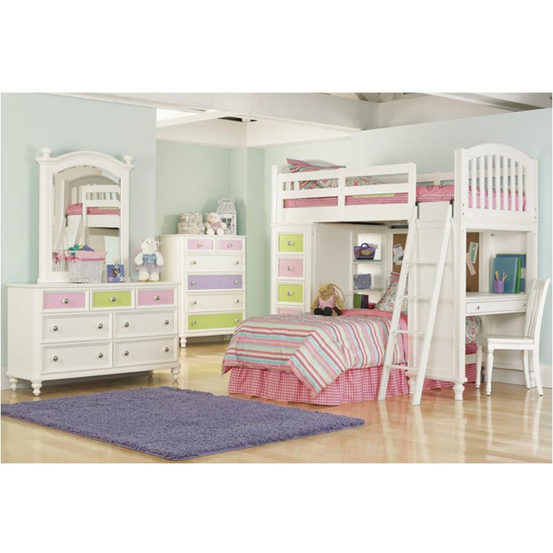 634184 Pulaski Furniture Pawsitively Yours Kids Room Bed