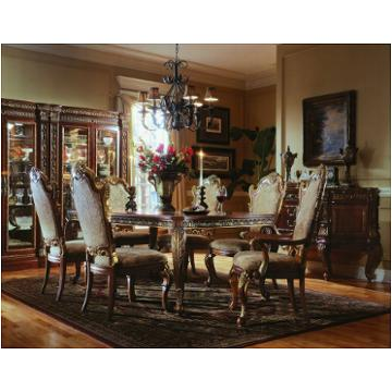 575240 Pulaski Furniture Royale Dining Room Leg Table