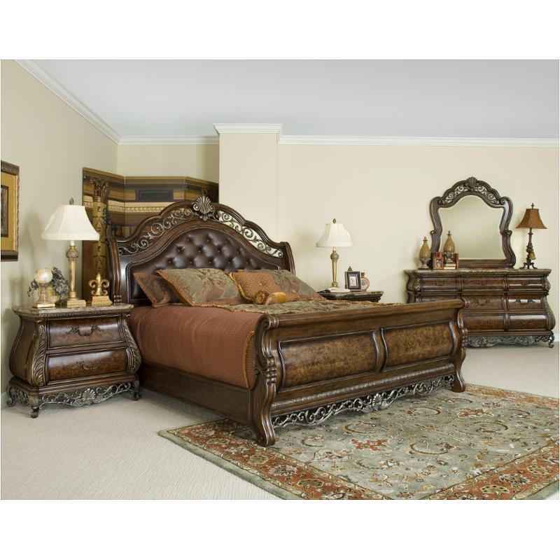 991180 Pulaski Furniture Birkhaven Bedroom Bed