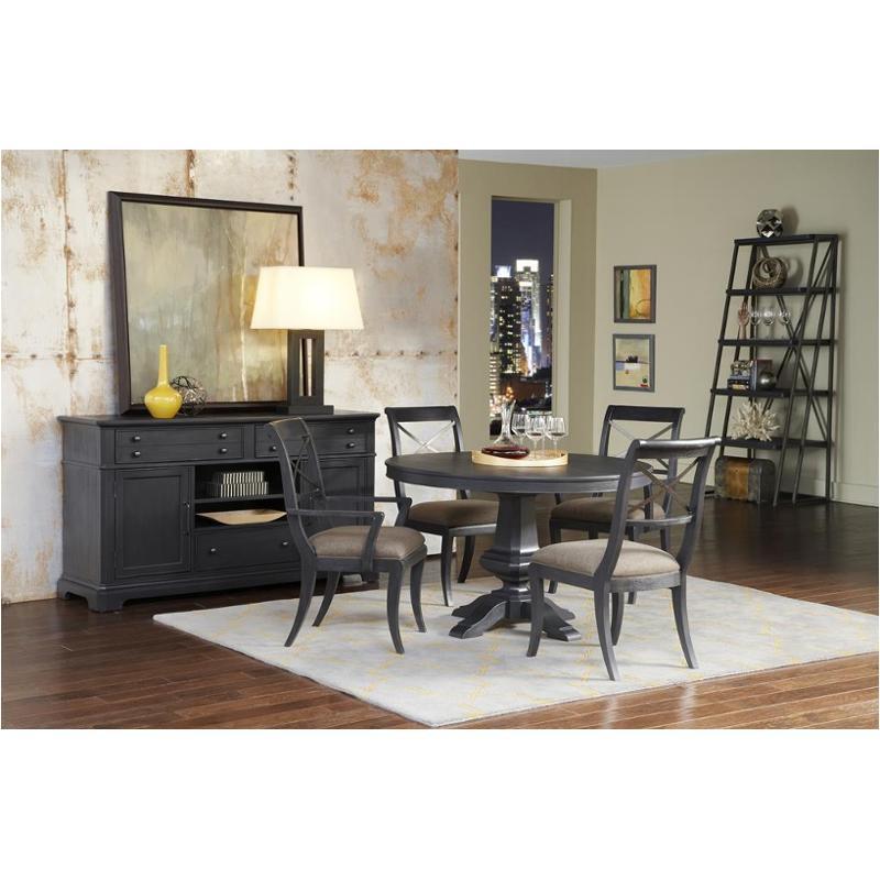 402231 Pulaski Furniture Vintage Tempo Dining Room Dining Table