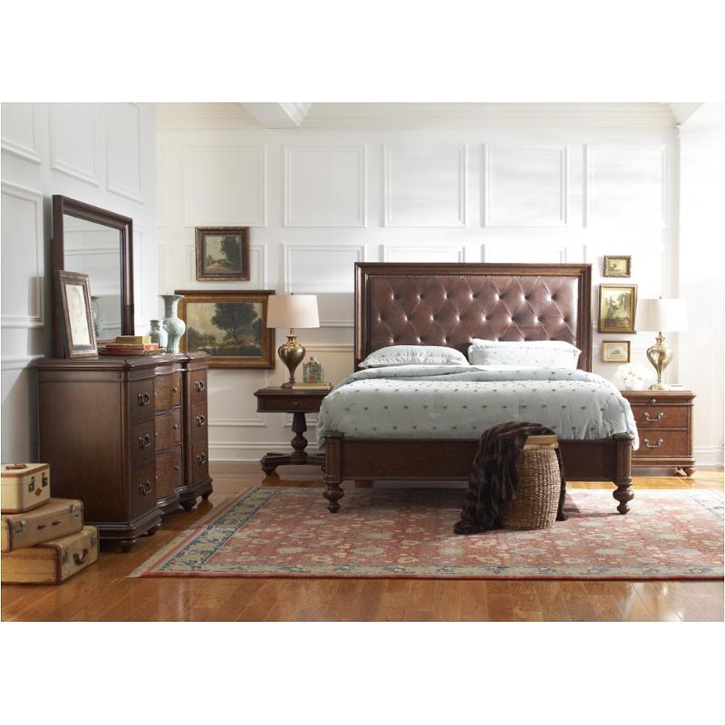 698180 Ck Pulaski Furniture Montgomery Bedroom Bed