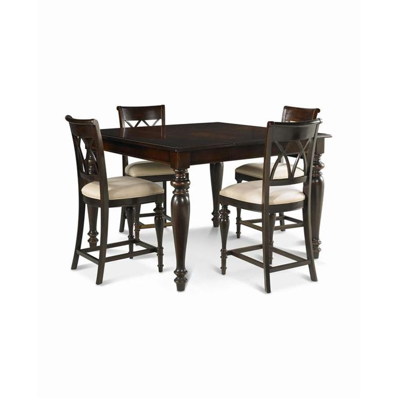 978242 Pulaski Furniture Bradford Dining Room Counter Height Table