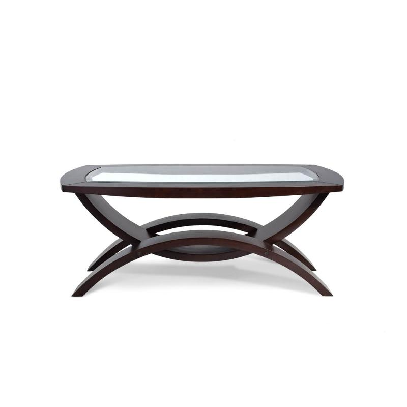 T1351 43 Magnussen Home Furniture Helix Living Room Tail Table