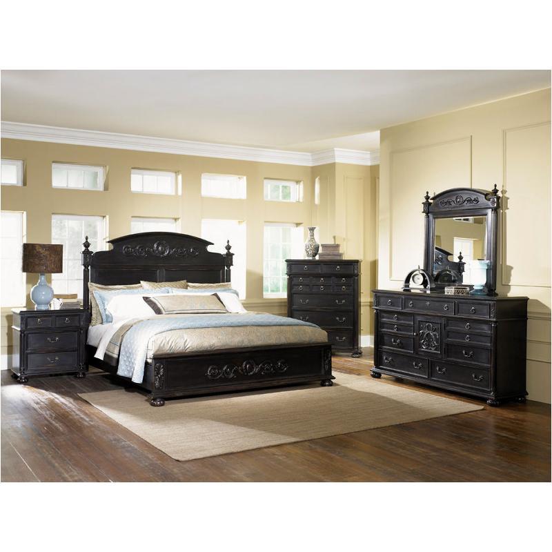 B1672 64h Magnussen Home Furniture Empire Bedroom Bed. B1672 64h Magnussen Home Furniture Empire Bedroom King Panel Bed
