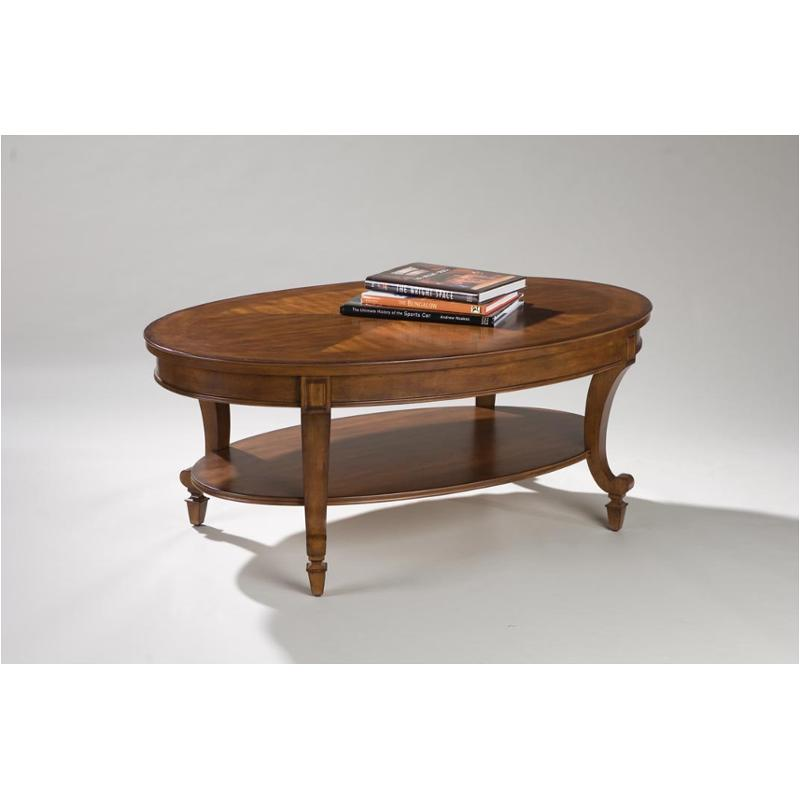 T1052 47 magnussen home furniture aidan oval cocktail table for Cocktail table 47