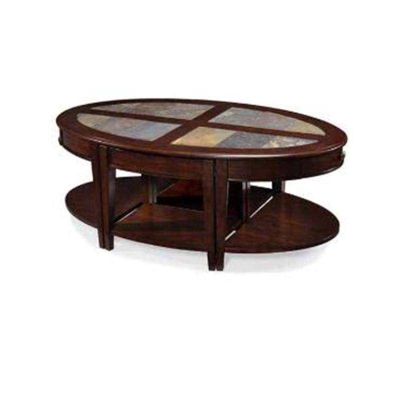 T1625 47 Magnussen Home Furniture Penbrook Living Room Cocktail Table