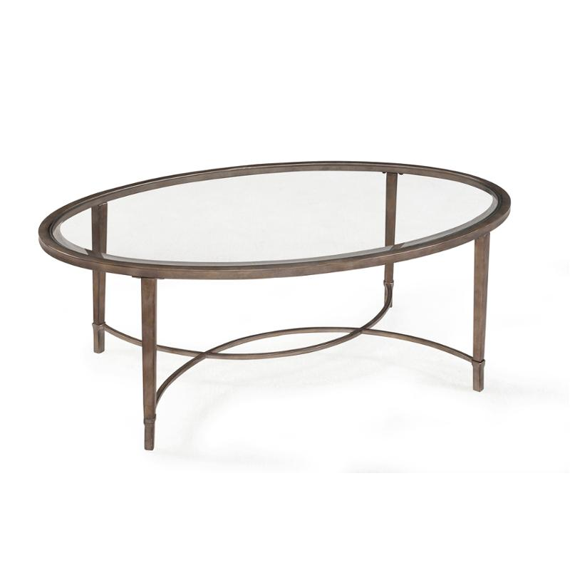 t2114 47 magnussen home furniture copia oval cocktail table