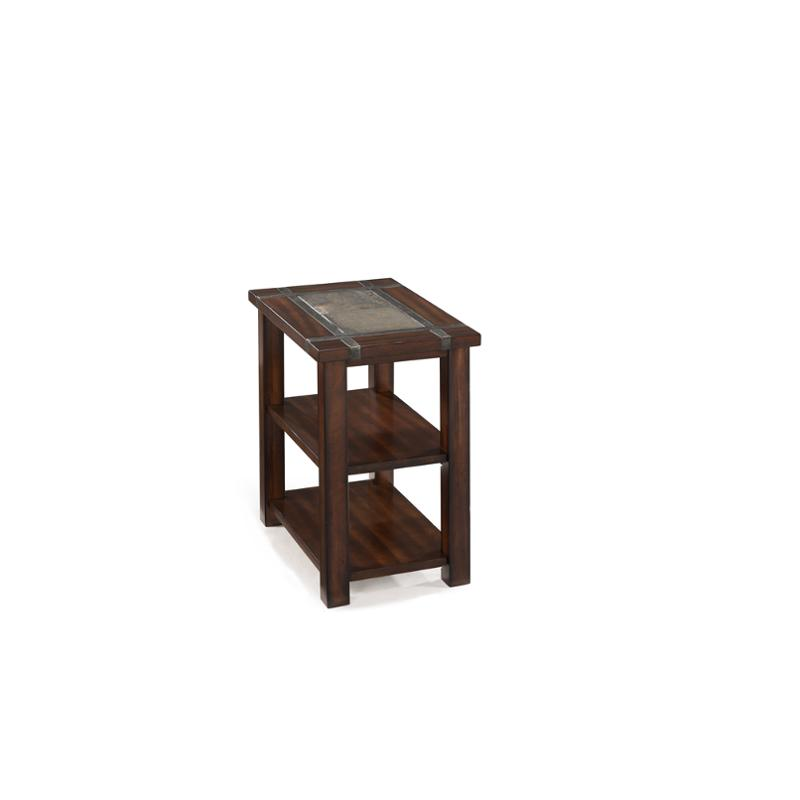T2615 10 Magnussen Home Furniture Roanoke Living Room End Table