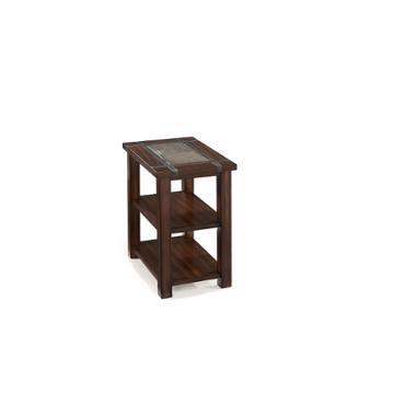 t2615 10 magnussen home furniture rectangular chairside