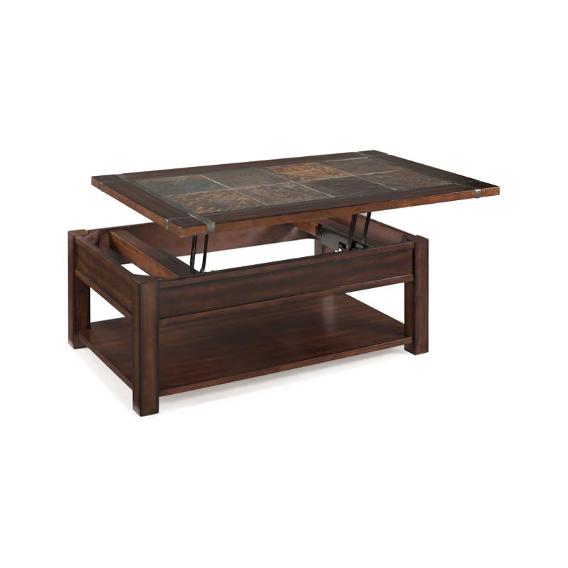 T2615 50 Magnussen Home Furniture Roanoke Living Room Cocktail Table
