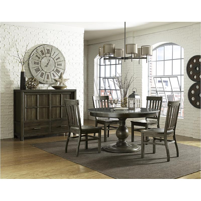 D2471 23t Magnussen Home Furniture Karlin Dining Room Dinette Table