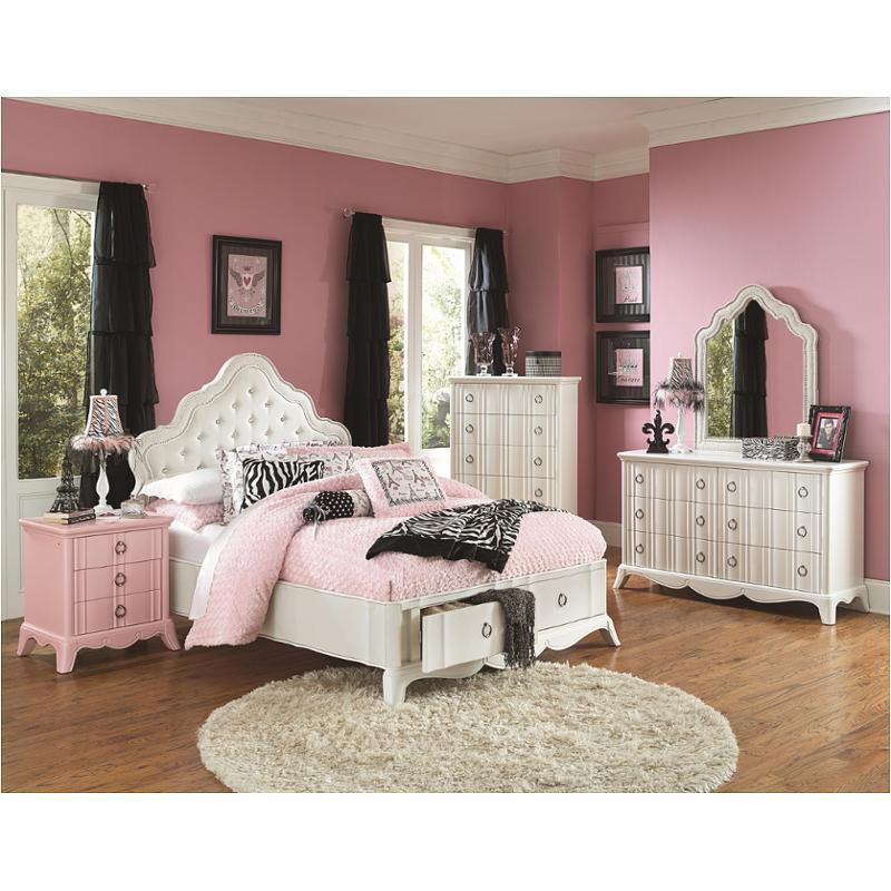 Y2194 60h St Magnussen Home Furniture Gabrielle Bed