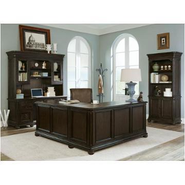 H2354 04l Magnussen Home Furniture Broughton Hall L desk