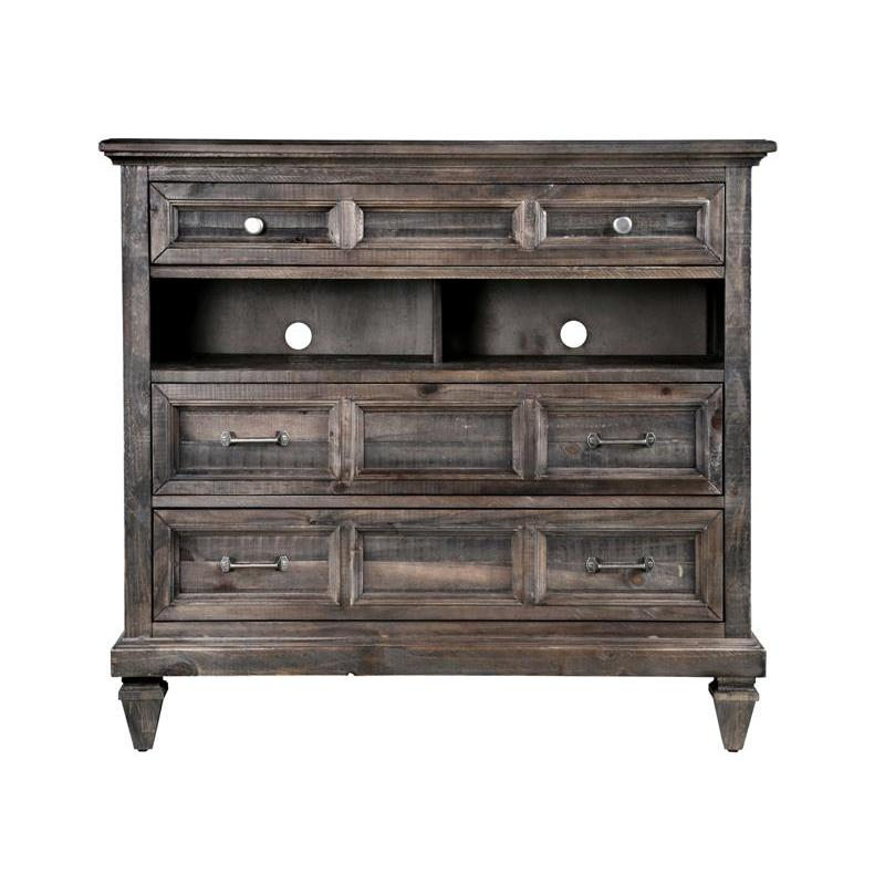 B2590 36 Magnussen Home Furniture Calistoga Bedroom Media Chest