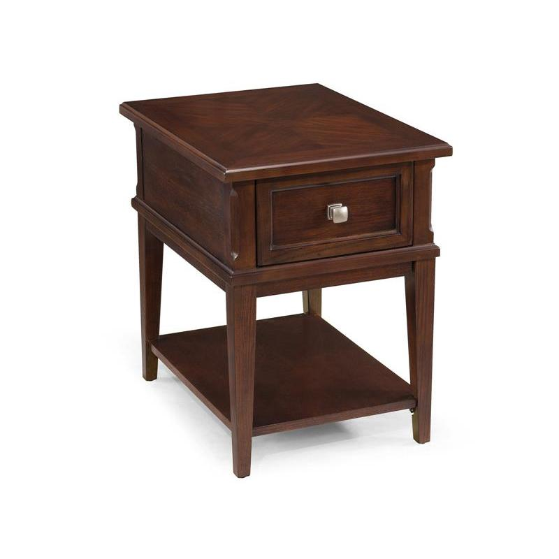 T2820 03 Magnussen Home Furniture Madera Living Room End Table