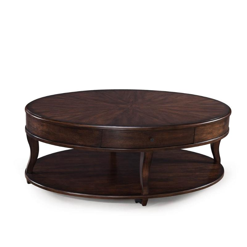 T3607 47 Magnussen Home Furniture Madelyn Living Room Cocktail Table