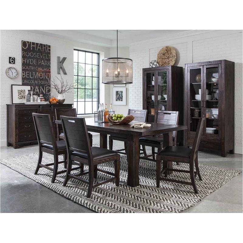 d3561 20t magnussen home furniture rectangular dining table. Black Bedroom Furniture Sets. Home Design Ideas