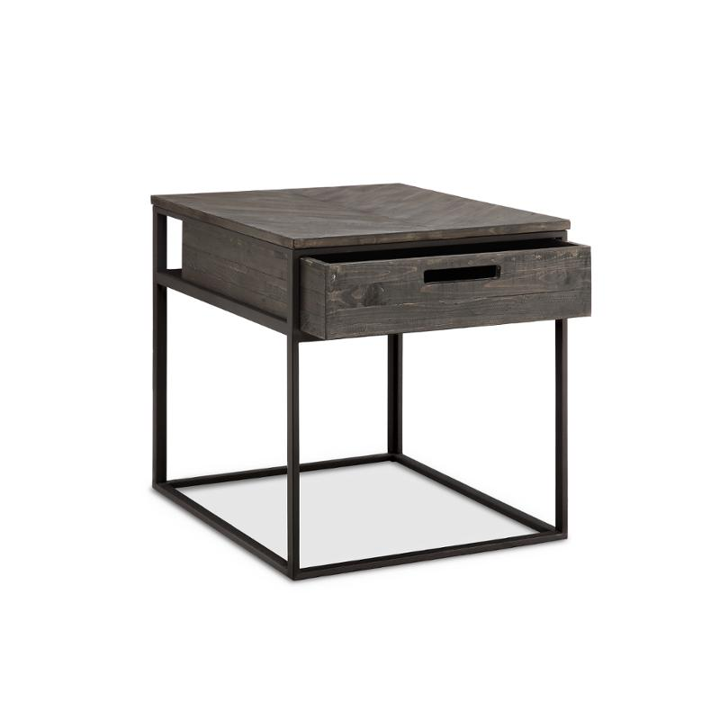 Admirable T4034 03 Magnussen Home Furniture Claremont Rectangular End Table Ocoug Best Dining Table And Chair Ideas Images Ocougorg