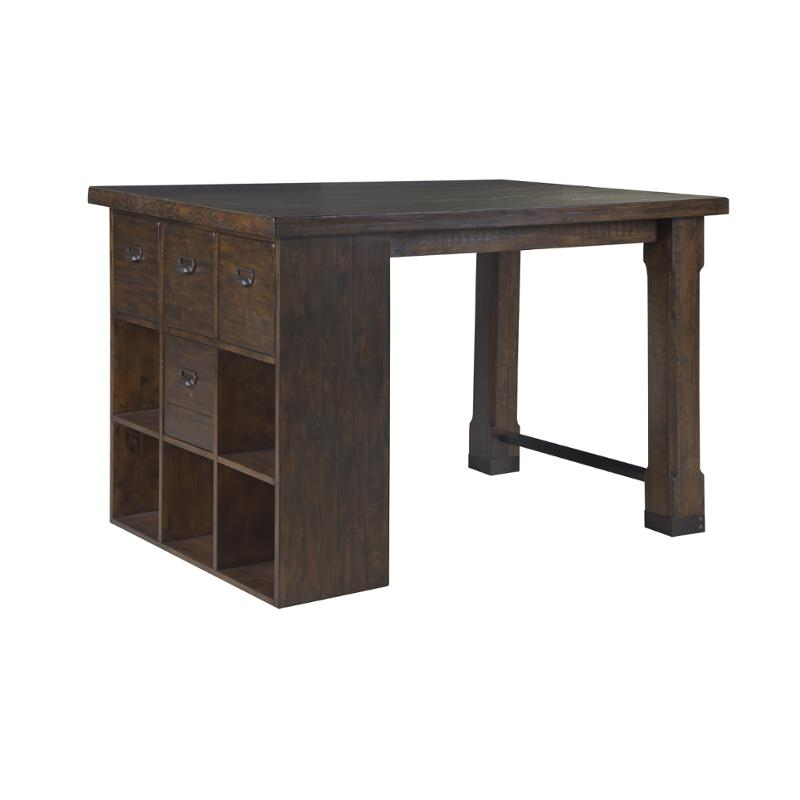 huge discount 19caa fe0c5 H3561-06t Magnussen Home Furniture Pine Hill Counter Height Desk