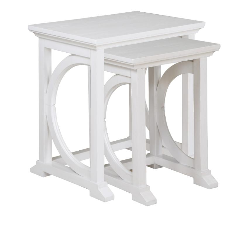 T3271 12 Magnussen Home Furniture Boathouse Nesting End Table